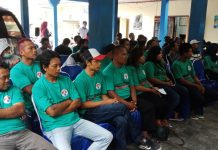 Kader PMMD Kemenpora RI Desa Sumberoto Donomulyo Gelar Pelatihan Kepemimpinan dan Bela Negara
